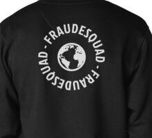 AROUND THE WORLD BACKPIECE WHITE - FS DESIGNS Pullover