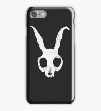 Frank Skull, Dark Version iPhone Case/Skin