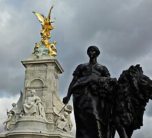 'Queen Vic Memorial'  by Matt Jewitt