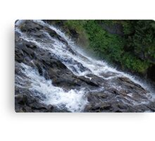 Paradise Valley Waterfall Canvas Print