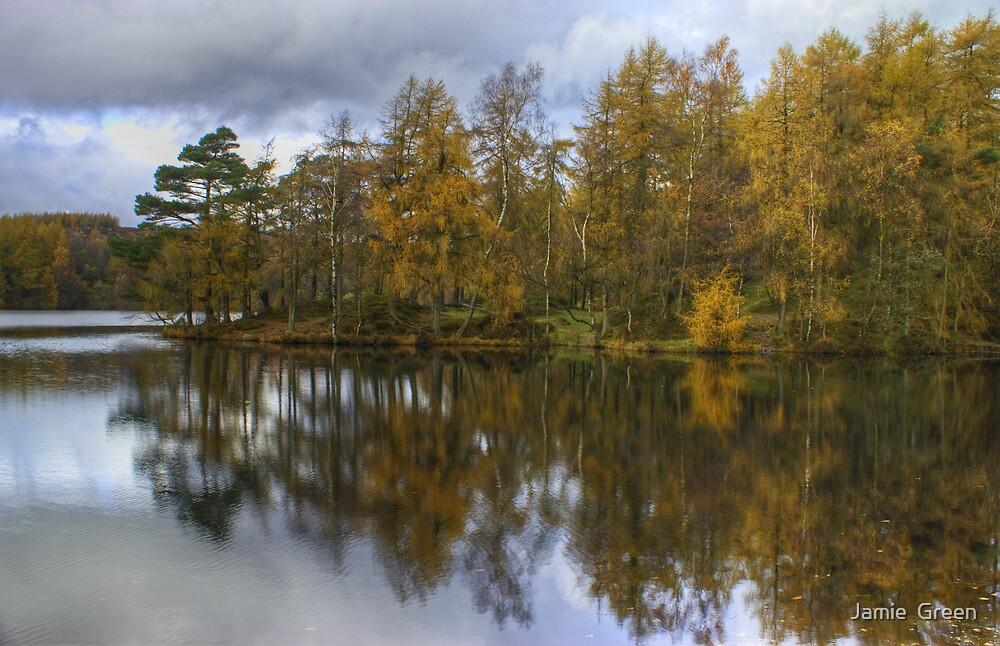 High Dam,Cumbria by Jamie  Green