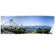 George Washington Bridge I Poster