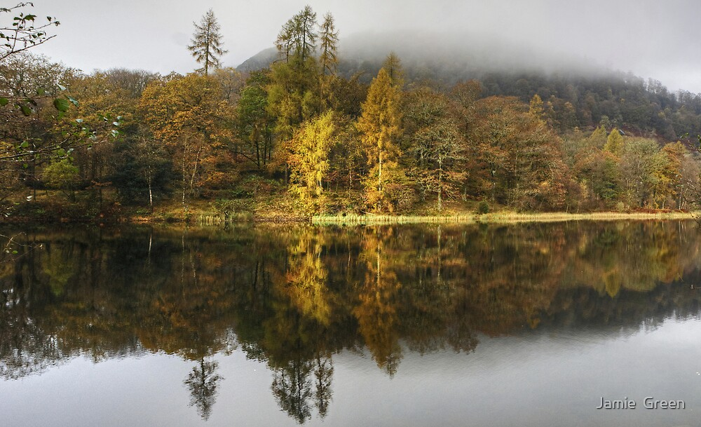 Yew Tree Tarn...1st November 2012 by Jamie  Green