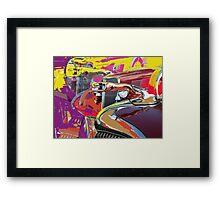 34 Phaeton Hounds Framed Print