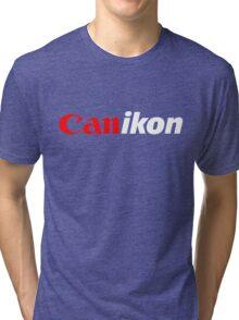 Canikon BLK Tri-blend T-Shirt
