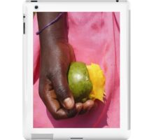 African Child (Uganda) iPad Case/Skin