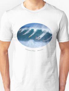Waimea Bay Full Flight T-Shirt  T-Shirt