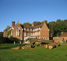 Burley Manor Hotel, Burley, New Forest, England by stevenw888