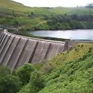 Severn Dam Llanidloes, Wales by stevenw888