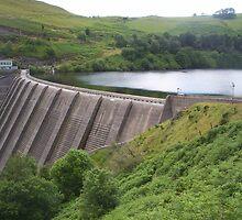 Severn Dam Llanidloes, Wales by stevenw888