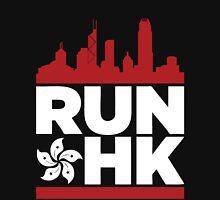 RUN HONG KONG 香港 (Light Version) Unisex T-Shirt