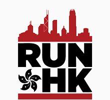 RUN HONG KONG 香港 (Dark Version) Unisex T-Shirt