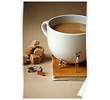Builders tea Poster