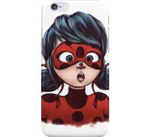 Ladybug Meets Ladybug iPhone Case/Skin