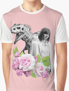 Claire // Indominus - Woman Inherits the Earth Graphic T-Shirt