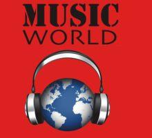 MUSIC WORLD One Piece - Long Sleeve