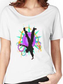 DANCE Women's Relaxed Fit T-Shirt