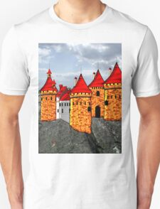 Mountain Eerie Castle T-shirt T-Shirt