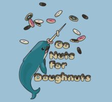 Go Nuts For Doughnuts by Lorren Francis