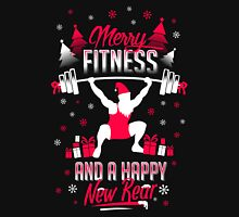 Merry Fitness !! T-Shirt