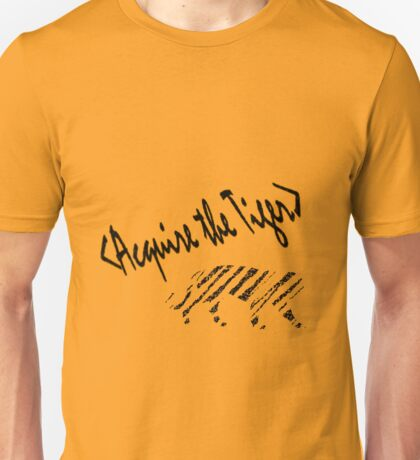 <Acquire the TIger> - Jake's Morph Unisex T-Shirt