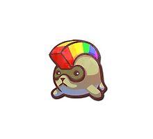 Hamster Hawk - CS:GO STICKER by Jatiiw