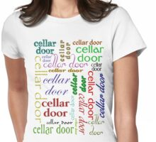 Cellar Door Womens Fitted T-Shirt