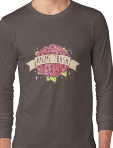 Anime Trash Long Sleeve T-Shirt