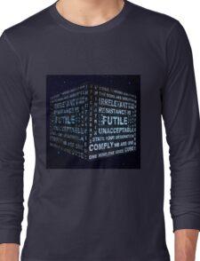 Borg Cube Long Sleeve T-Shirt