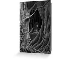 THE WOODLAND Greeting Card