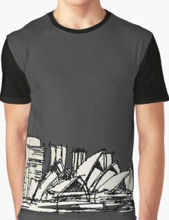 Sydney Silhouette Graphic T-Shirt