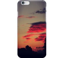 Pink Sky iPhone Case/Skin