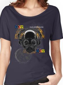 NUCLEARSOUND Women's Relaxed Fit T-Shirt