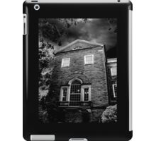 Dark Mansion iPad Case/Skin