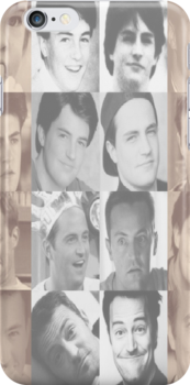 Matthew Perry, Over the years. by perryific