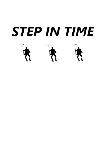 Step In Time by Andrew Alcock