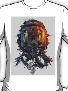 battlefield death pilot T-Shirt