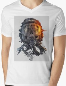 battlefield death pilot Mens V-Neck T-Shirt