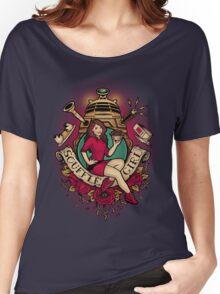 Souffle' Girl Women's Relaxed Fit T-Shirt