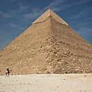 Pyramid Khafre by Sam Tabone