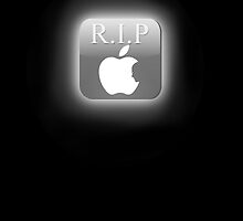 APP R.I.P #iSad Steven/Steve Paul Jobs (#ThankYouSteve) - A Tribute to a Genious by Guilherme Bermêo