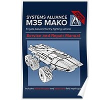Mako Guide Poster