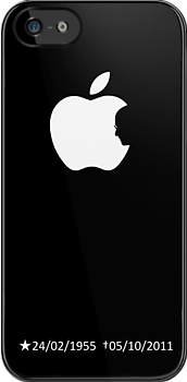 Tribute - Steven/Steve Jobs R.I.P ( #ThankYouSteve #iSad) by Guilherme Bermêo