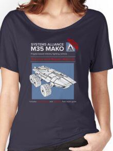 Mako Guide Women's Relaxed Fit T-Shirt