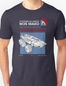 Mako Guide Unisex T-Shirt