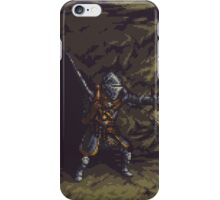 Pixel Tomb of the Giants iPhone Case/Skin