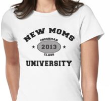 New Mom To Be 2013 Womens Fitted T-Shirt