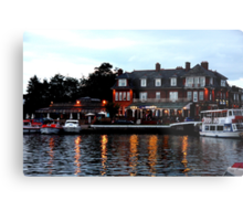 Wherry, Oulton Broad, Suffolk Metal Print