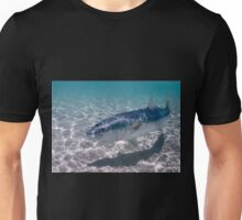 Kingfish at Ned's Beach, Lord Howe Island Unisex T-Shirt