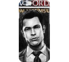 Nick Amaro from Law and Order svu iPhone Case/Skin